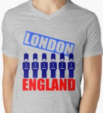 LONDON, ENGLAND Men's V-Neck T-Shirt