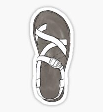 Chaco Shoes Sticker