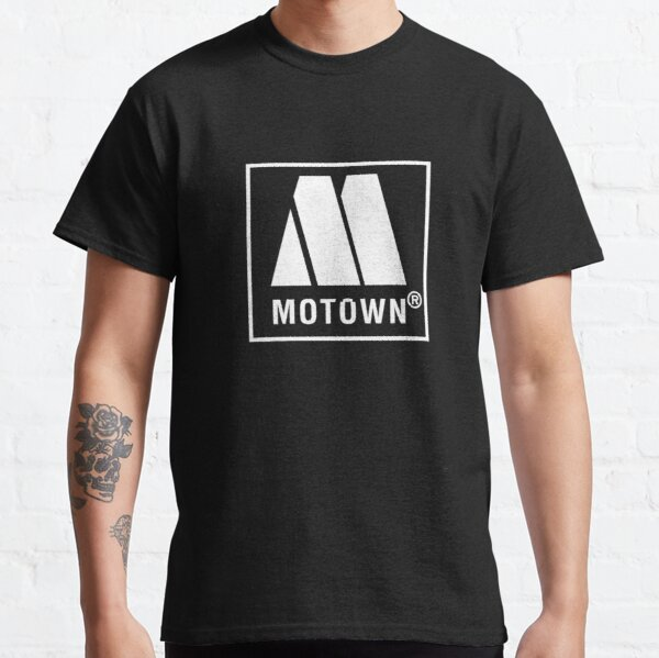 Motown T Shirt  Classic T-Shirt