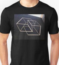 Disappeared - Escher Sculpture, Sydney, Australia 2007 Unisex T-Shirt