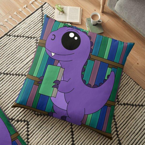 Sue the tyrannosaurus Floor Pillow
