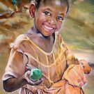 big smile by Hidemi Tada