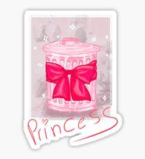Trash Princess Sticker