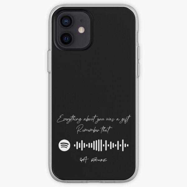 GOT7 - Encore Spotify Code avec paroles Coque souple iPhone