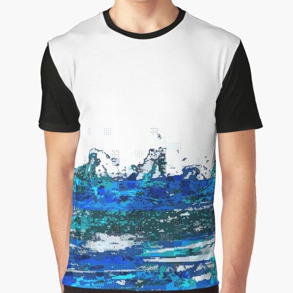Oceans Graphic T-Shirt