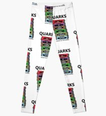 Quarks, can you collect all the flavors? Leggings