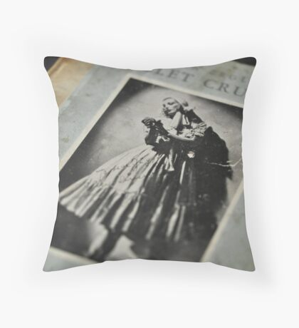 Ballet Crusade Throw Pillow