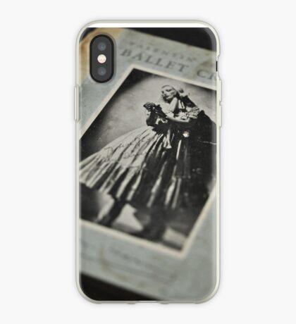 Ballet Crusade iPhone Case
