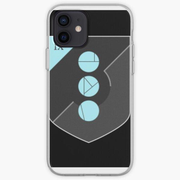 Versuche des Schicksals der neun Logos 2 iPhone Flexible Hülle