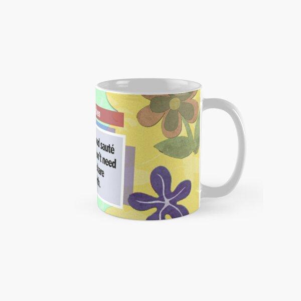 """Saute Pan""  Coffee Mug Classic Mug"