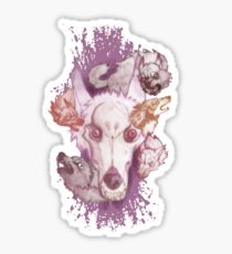 Game of Thrones-The North Remembers Sticker