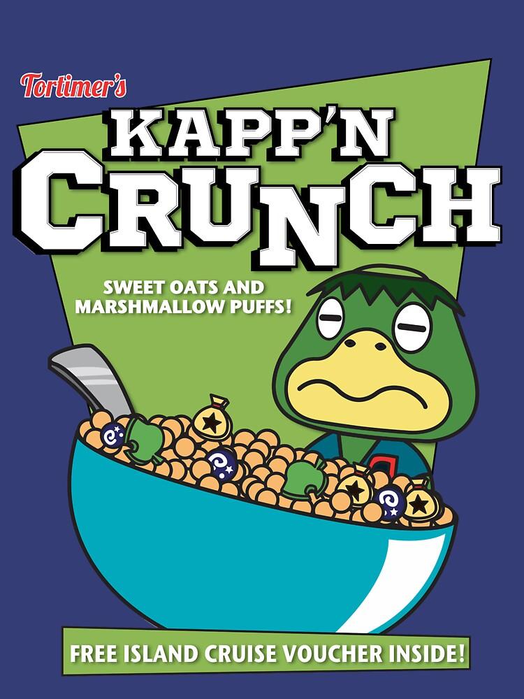 Kapp'n Crunch! | Unisex T-Shirt