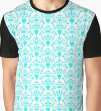 Floral Damask Graphic T-Shirt