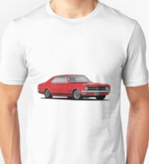 Holden HK Monaro GTS 327 - Picardy Red Unisex T-Shirt