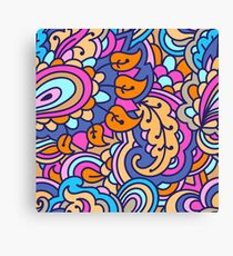 Abstract pattern 3 Canvas Print
