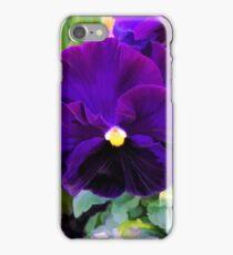Violets iPhone Case/Skin