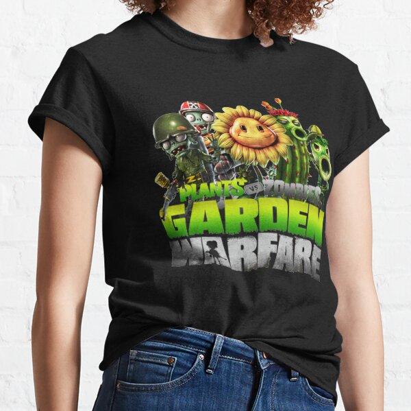 Plants Vs Zombies Classic T-Shirt