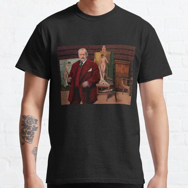Atelier of Anders Zorn Painting Classic T-Shirt