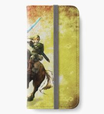 Legend Of Zelda Advanture Link iPhone Wallet/Case/Skin