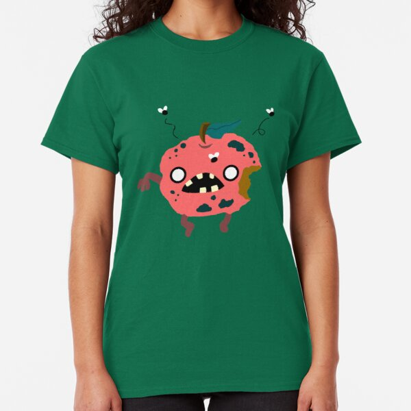 Apple Zombie Food Edition Classic T-Shirt