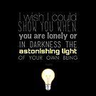 Astonishing Light by Chrissy Ferguson