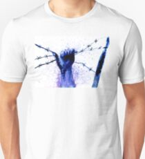 Hand with Barbed Wire 2 T-Shirt