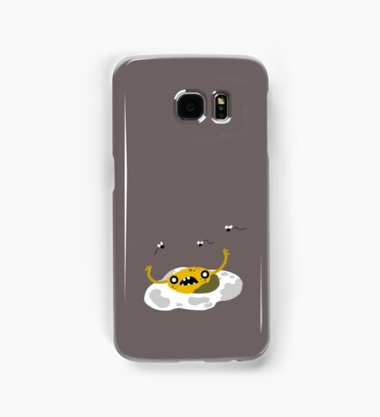 Egg Zombie Food Edition Samsung Galaxy Case/Skin