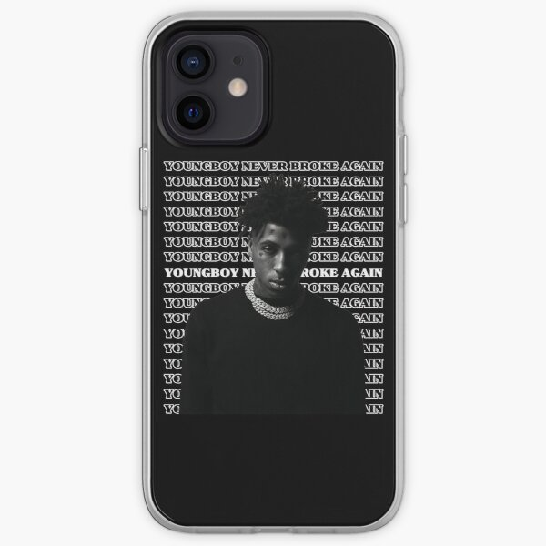 YOUNGBOY NEVER BROKE AGAIN iPhone Soft Case