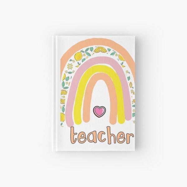 Teacher love Hardcover Journal