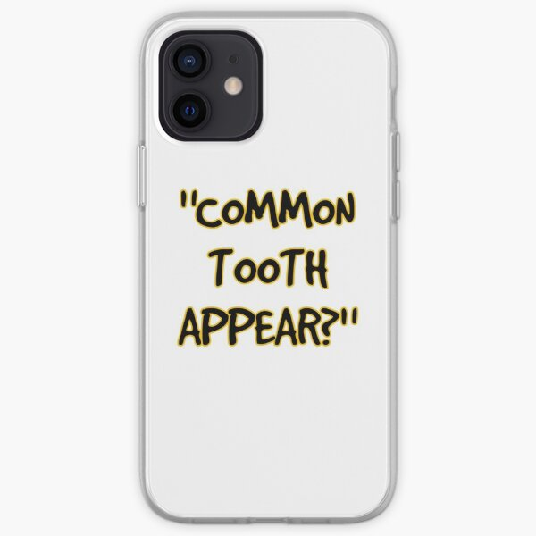 Funny French How are you? iPhone Soft Case