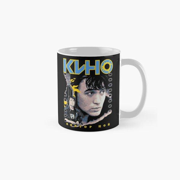 KINO (Viktor Tsoi) Classic Mug