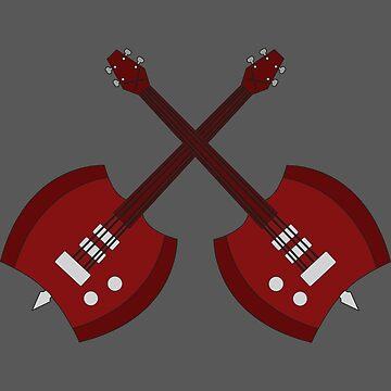 Ax Bass by SanneLiR