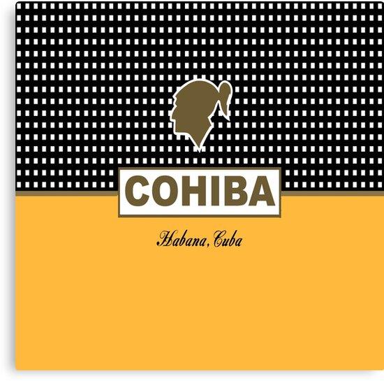 Cohiba Habana Cuba Cigar by kampret kayane