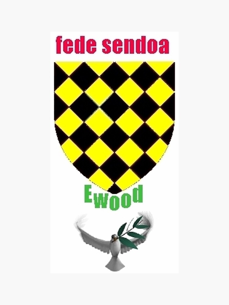 House of Ewood - Fede Sendoa - Strong Faith by DJLancs
