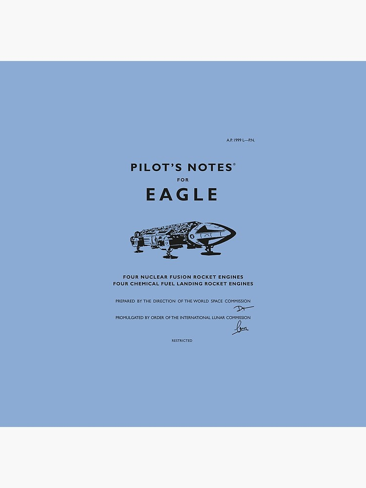 Pilot's Notes for Eagle by Pilots-Notes