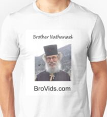 Brother Natanael  BroVids.com Unisex T-Shirt