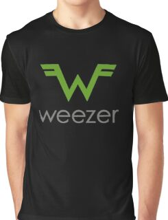 The Weezer Graphic T-Shirt