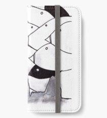 pod birds #02 iPhone Wallet/Case/Skin