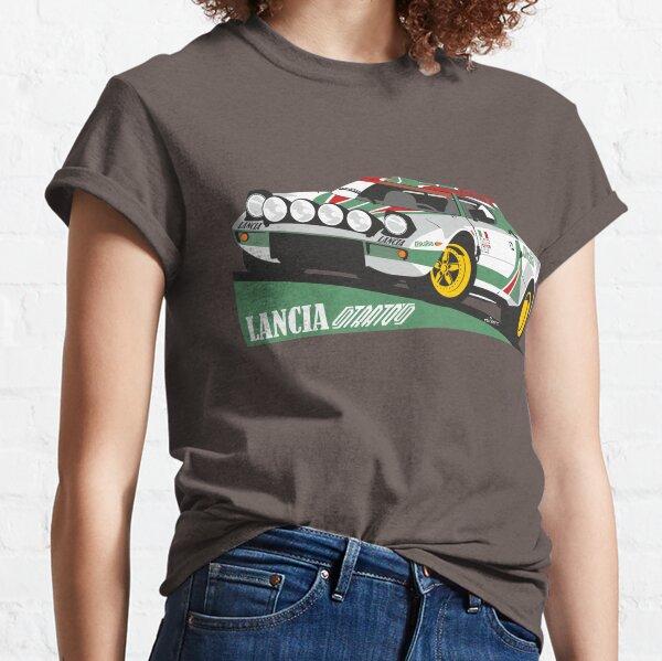 Lancia Stratos HF Alitalia livery Classic T-Shirt