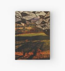 paper trees & pod birds  Hardcover Journal