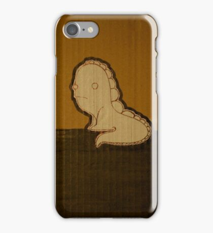 dinosaur toad iPhone Case/Skin