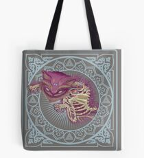The Cheshire Cat  Tote Bag