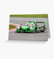 Extreme Speed Motorsports No 31 Greeting Card