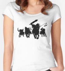 Darksiders: The horsemen of the apocalypse Women's Fitted Scoop T-Shirt