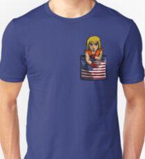 Street Fighter Pocket Pals - #2 Ken T-Shirt