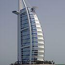 Burg Al Arab Hotel, Dubai by Jenny Brice
