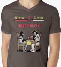 Mortal Kombat Men's V-Neck T-Shirt