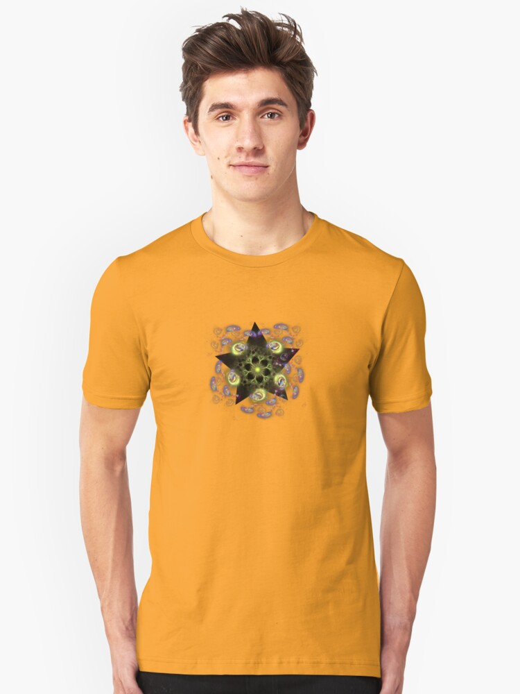star bright Unisex T-Shirt Front