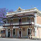 The Old Bushman Hotel by Jenny Brice
