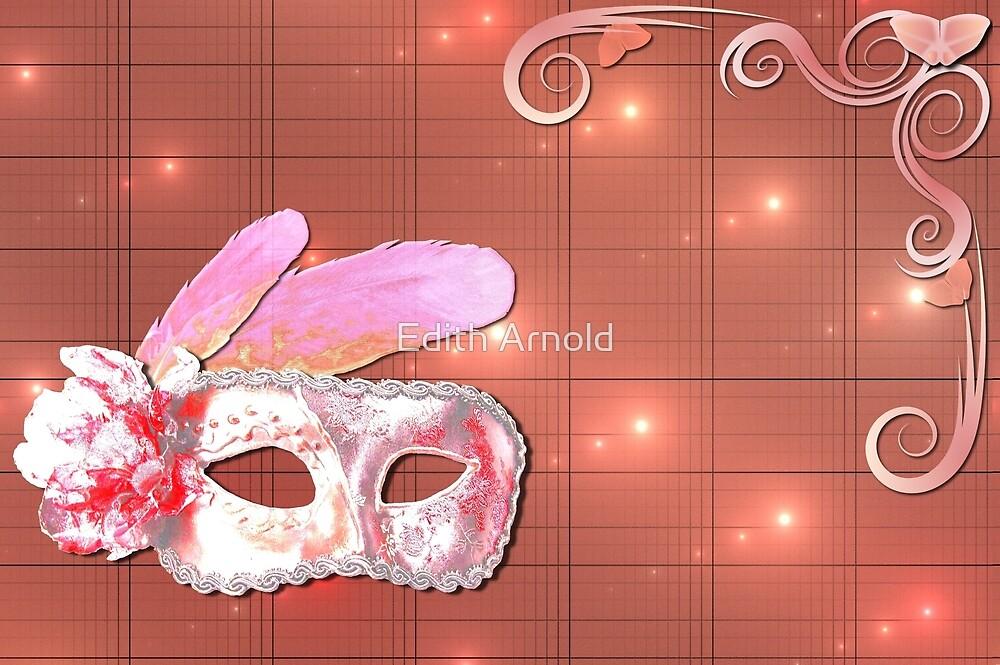 masquerade version 2 by Edith Arnold